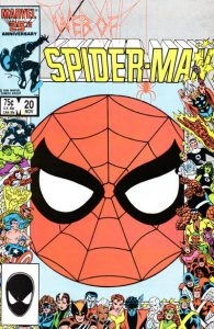 Web of Spider-Man #20 (1986)