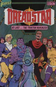 Dreadstar #27 (1986)