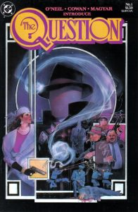 The Question #1 (1986)