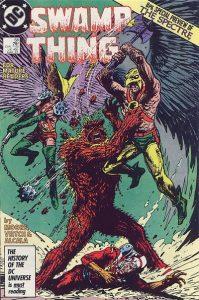 Swamp Thing #58 (1986)