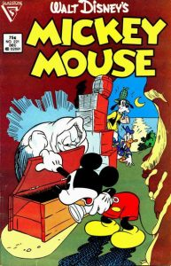 Mickey Mouse #221 (1986)