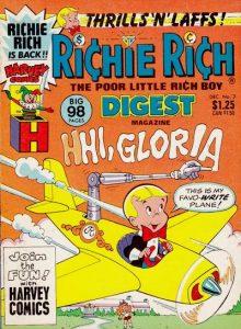 Richie Rich Digest Magazine #3 (1986)