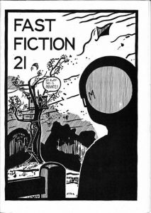 Fast Fiction #21 (1986)