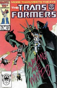 The Transformers #23 (1986)