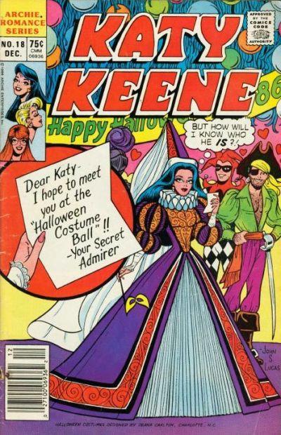 Katy Keene #18 (1986)