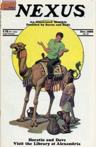 Nexus #27 (1986)