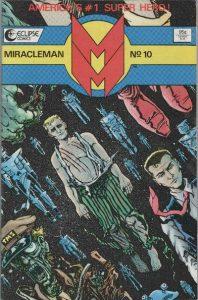 Miracleman #10 (1986)