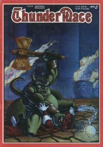 Thunder Mace #2 (1986)