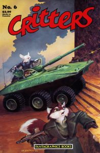 Critters #6 (1986)