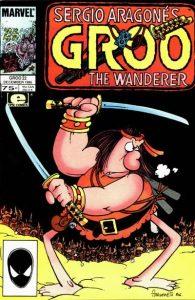 Sergio Aragonés Groo the Wanderer #22 (1986)