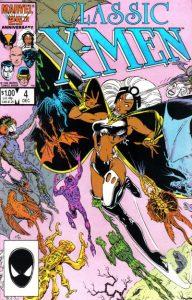 Classic X-Men #4 (1986)