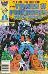 Transformers: The Movie #1 (1986)