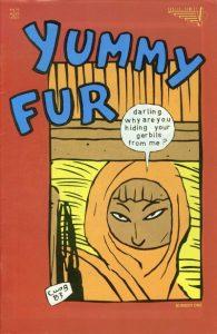 Yummy Fur #1 (1986)