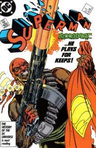 Superman #4 (1986)