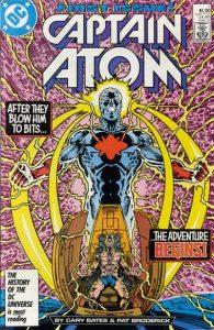Captain Atom #1 (1986)