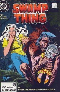 Swamp Thing #59 (1986)