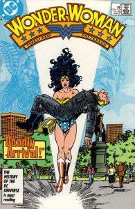 Wonder Woman #3 (1986)