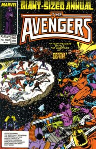 Avengers Annual #16 (1987)