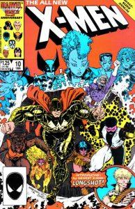 X-Men Annual #10 (1987)