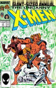 X-Men Annual #11 (1987)