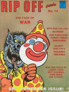 Rip Off Comix #14 (1987)