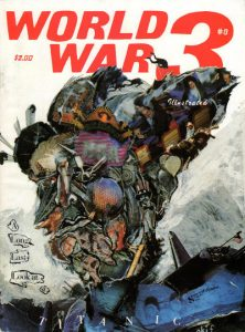 World War 3 Illustrated #8 (1987)