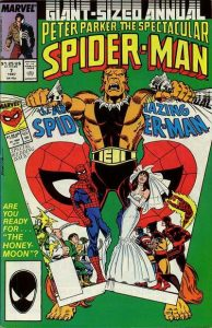 The Spectacular Spider-Man Annual #7 (1987)