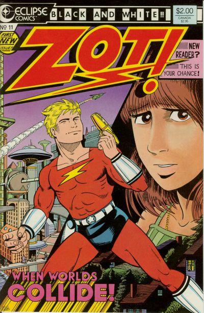 Zot! #11 (1987)