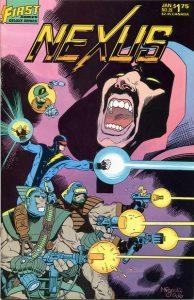 Nexus #28 (1987)