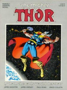 Marvel Graphic Novel #33 (1987)