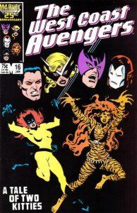 West Coast Avengers #16 (1987)