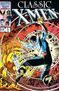 Classic X-Men #5 (1987)
