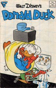 Donald Duck #249 (1987)