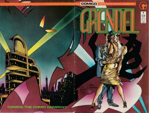 Grendel #4 (1987)