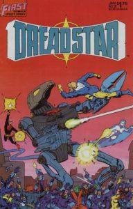 Dreadstar #28 (1987)