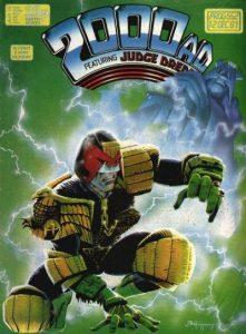 2000 AD #552 (1987)