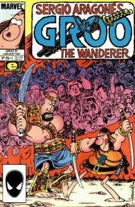 Sergio Aragonés Groo the Wanderer #23 (1987)