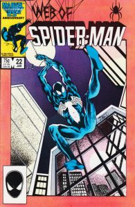 Web of Spider-Man #22 (1987)