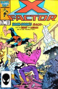 X-Factor #12 (1987)