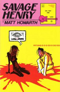 Savage Henry #6 (1987)