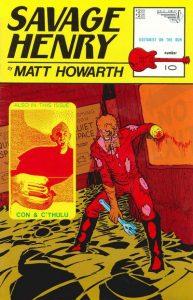 Savage Henry #10 (1987)