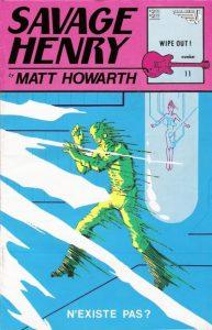 Savage Henry #11 (1987)