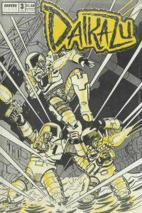 Daikazu #3 (1987)
