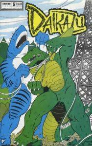 Daikazu #5 (1987)