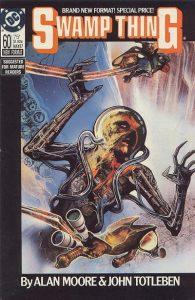 Swamp Thing #60 (1987)