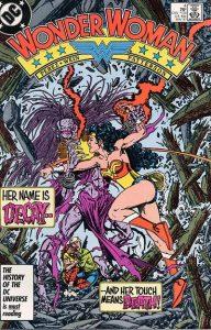 Wonder Woman #4 (1987)