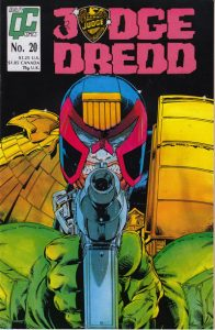Judge Dredd #20 [UK] (1987)