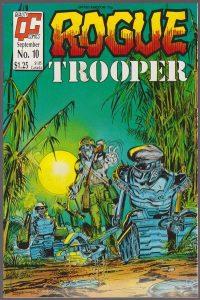 Rogue Trooper #10 (1987)
