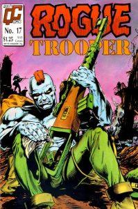 Rogue Trooper #17 [US] (1987)