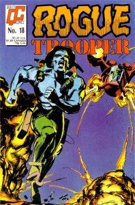 Rogue Trooper #18 [US] (1987)
